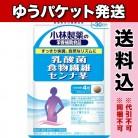 【DM便送料込み】小林製薬 乳酸菌食物繊維センナ茎 120粒
