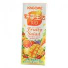 カゴメ 野菜生活100 フルーティサラダ 200ml×12個