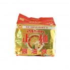 東水 マルちゃん正麺 醤油味 (5食パック)×6個
