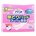 アテント 尿とりパッド スーパー吸収 女性用  54枚×6個