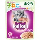ウィスカス 味わいセレクト 12ヶ月までの子猫用 まぐろ 70g