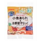 ピジョン 元気アップカルシウム 小魚あられ&お野菜すなっく (7g×4袋)