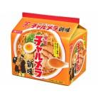 明星 チャルメラ 新味 (5食パック)×6個