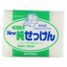 洗濯ニュー純石けん 190G