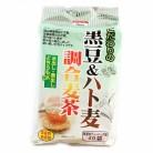 嶋茶舗 黒豆&ハト麦調合麦茶 40袋