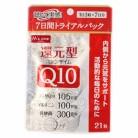【ポイントボーナス】エムズワン 還元型コエンザイム Q10 21粒
