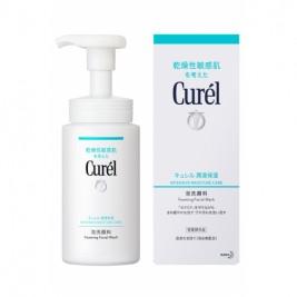 【医薬部外品】キュレル 薬用泡洗顔料  150ml