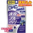【ゆうパケット送料込み】DHC 速攻ブルーベリー 20日分 40粒