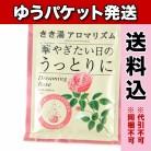 【ゆうパケット送料込み】【医薬部外品】きき湯 アロマリズム ドリーミングローズの香り 30g