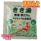 【ゆうパケット送料込み】【医薬部外品】きき湯 マグネシウム炭酸湯 30g