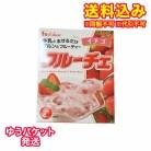 【ゆうパケット送料込み】ハウス フルーチェ イチゴ 200g