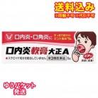 【ゆうパケット送料込み】【第3類医薬品】口内炎軟膏 大正A 6g