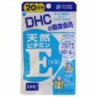 DHC 天然ビタミンE  20日分 20粒※取り寄せ商品 返品不可