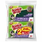 スリーエム  スコッチ・ブライト  抗菌  ウレタン  スポンジたわし (2個パック)※取り寄せ商品(注文確定後6-20日頂きます) 返品不可