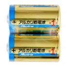 くらしリズム アルカリ乾電池単1 2本×5個