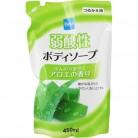 クレシュ 弱酸性ボディソープ アロエの香り つめかえ用 450ml※取り寄せ商品(注文確定後6-20日頂きます) 返品不可