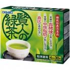 オリヒロ 賢人の緑茶(4g×30本)※取り寄せ商品 返品不可