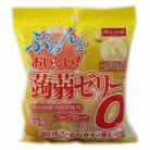 エムズワン 蒟蒻ゼリー ぷるんとグレープフルーツ 6個×4個