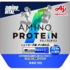味の素 アミノバイタル アミノプロテイン バニラ味 30P