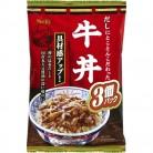 エスビー どんぶり党 牛丼(120g×3袋)×8個