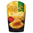 グリコ 生チーズのチーザ チェダーチーズ 40g×10個