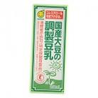 マルサンアイ 国産大豆の調製豆乳 200ml×12個※取り寄せ商品(注文確定後6-20日頂きます) 返品不可