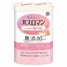 【医薬部外品】バスロマン 無添加 ふんわり桃の香り 600g