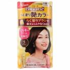【医薬部外品】ブローネ らく塗り艶カラー 5 ブラウン