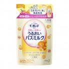 ビオレu うるおいバスミルク フルーツの香り つめかえ用 480ml(入浴剤)