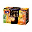 【医薬部外品】バブ 至福の柑橘めぐり浴 12錠入り(4種類各3錠)※取り寄せ商品 返品不可