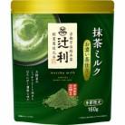 片岡物産 辻利 抹茶ミルク お濃い茶仕立て 160g×12個※取り寄せ商品 返品不可
