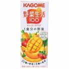 カゴメ 野菜生活100 マンゴーサラダ 200ml×12個