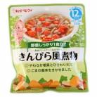 キューピー ベビーフード VA-2 ハッピーレシピ きんぴら風煮物 12ヶ月頃から (100g)