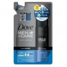 ダヴメン +ケア モイスチャー 泡洗顔料 シトラス系の香り 詰め替え 120ml