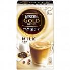 ネスカフェ ゴールドブレンド コク深ラテミルク (11.5g×9本入)×6個