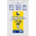 チェルタス45L 透明 0.03MM 30枚※取り寄せ商品(注文確定後6-20日頂きます) 返品不可