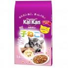 カルカン ドライ 12ヶ月までの子ねこ用 かつおと野菜味 ミルク粒入り 1.6kg