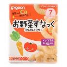 ピジョン 元気アップカルシウム お野菜スナック にんじん+トマト (7g×2袋)  7か月頃から)