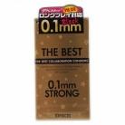 ザ・ベスト  プミアム  コンドーム  0.1mm  ストロング  10個入