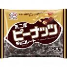 不二家 ピーナッツチョコレート 180g×12個
