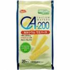 ハマダコンフェクト CA-200カルシウムウエハース 20枚×10個