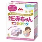 森永 E赤ちゃん エコらくパック つめかえ用(400g×2袋)