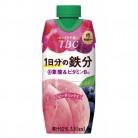 森永乳業 TBC 鉄分+葉酸+ビタミンB12  ピーチミックス 330ml×12個