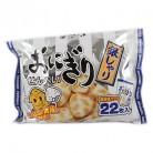 マスヤ おにぎりせんべい 銀しゃり 個包装パック 22枚×10個