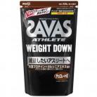 ザバス アスリート ウエイトダウン チョコレート風味 336g(16食分)