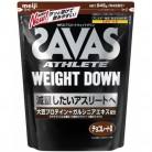 ザバス アスリート ウエイトダウン チョコレート風味 945g(45食分)