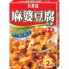 丸美屋 麻婆豆腐の素 中辛 162g