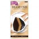 ダイヤモンド ファンデーションブラシ ブラック 1個入