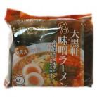 大黒軒 味噌ラーメン (5食パック)×6個