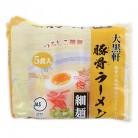 大黒軒 豚骨ラーメン 細麺 (5食パック)×6個